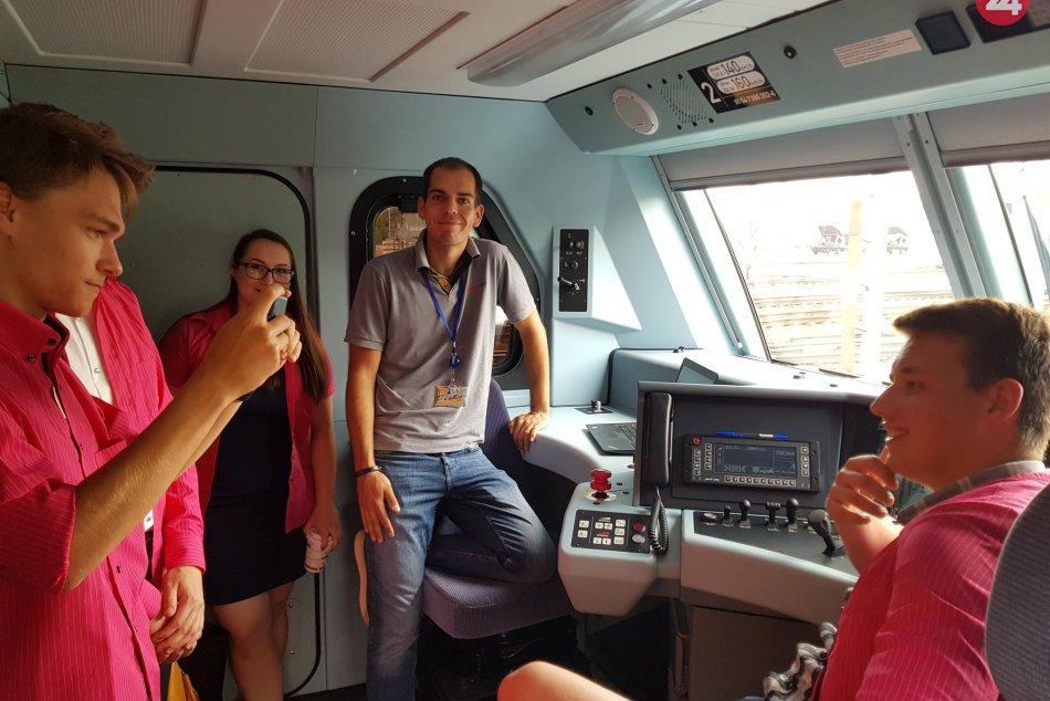 OBRAZOM: RegioJet hľadá zamestnancov z okolia Trnavy