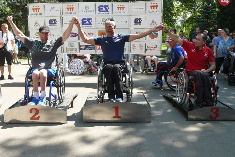 OBRAZOM: Bardejovčan Daniel Kukľa so svojim handbikom dosiahol množstvo úspechov