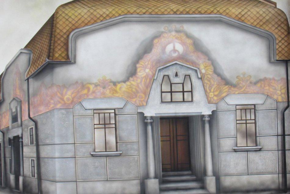 Prešovčania na ulici obdivujú novú maľbu: Na Okružnej pribudla ďalšia nádhera!