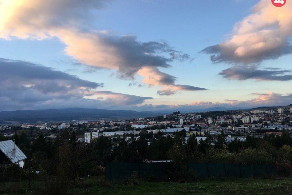 V OBRAZOCH: Nad obzorom mesta Zvolen