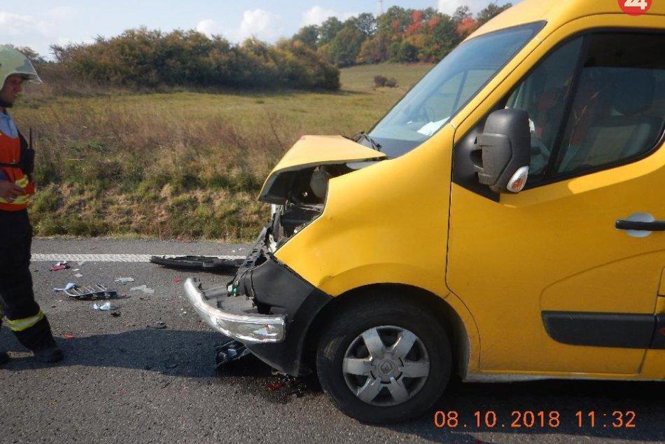 V OBRAZOCH: Zábery z miesta nehody neďaleko Zvolena