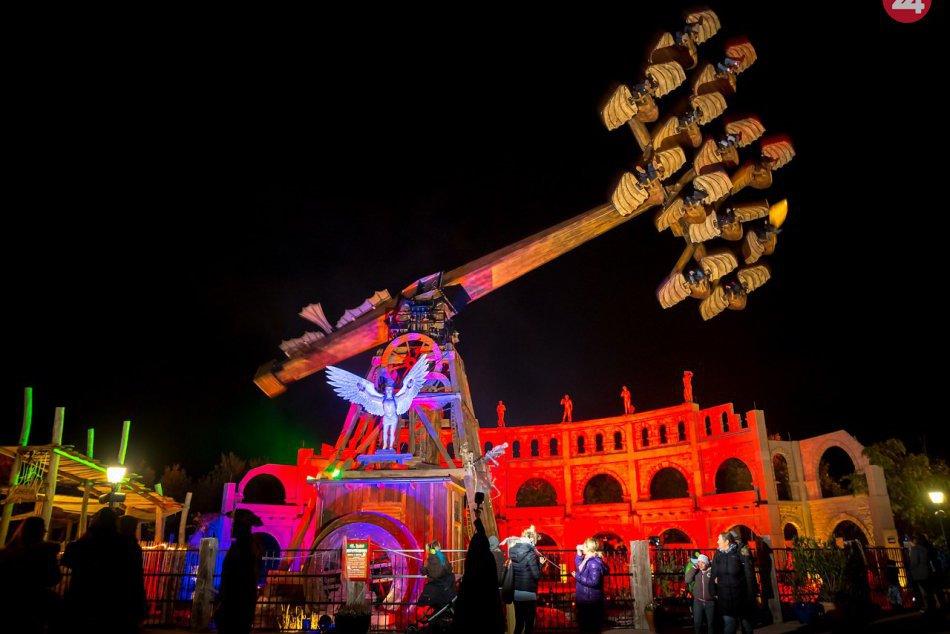 Hallowen párty v Rakúsku: Toto a ešte viac zažijete vo Familyparku