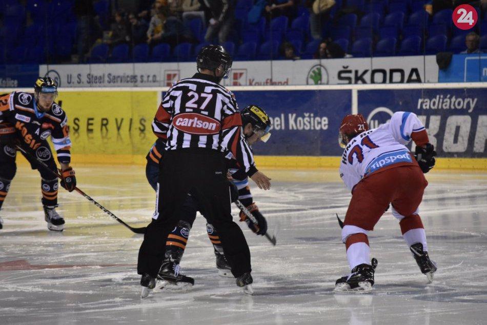 Hokej Košice-Liptovský Mikuláš