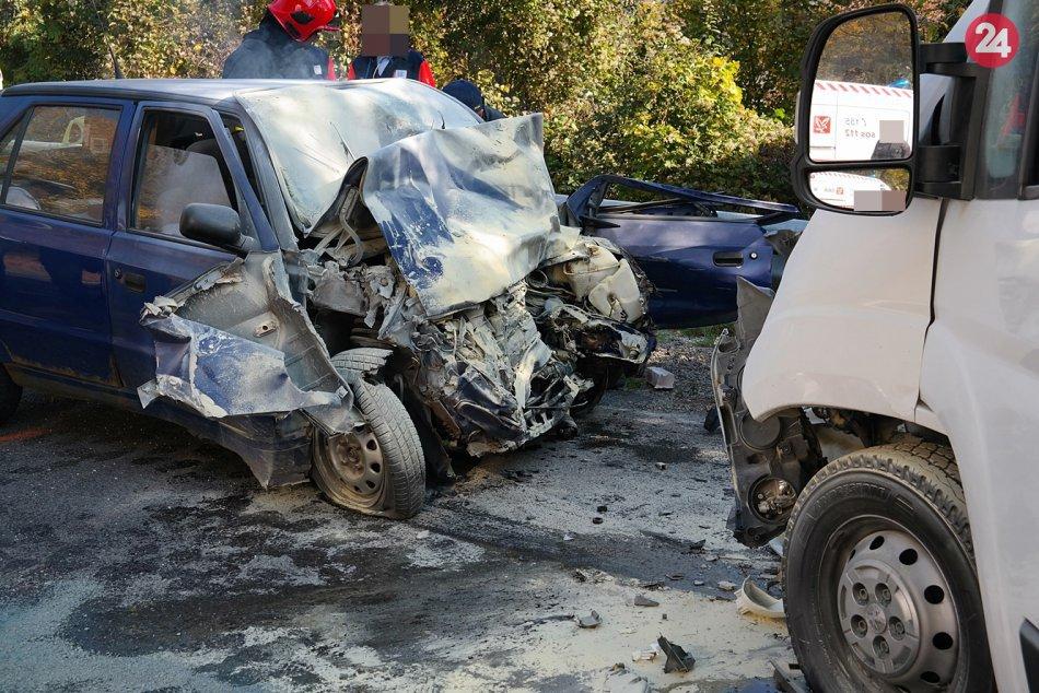 Obrazom: Tragická dopravná nehoda pri Slavci