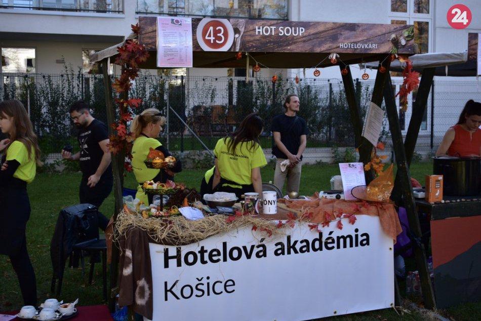 Polievkovy festival Košice