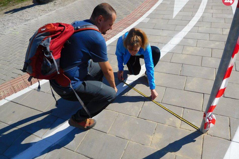 V OBRAZOCH: Nový bystrický cyklochodník má už na prvý pohľad svoje muchy