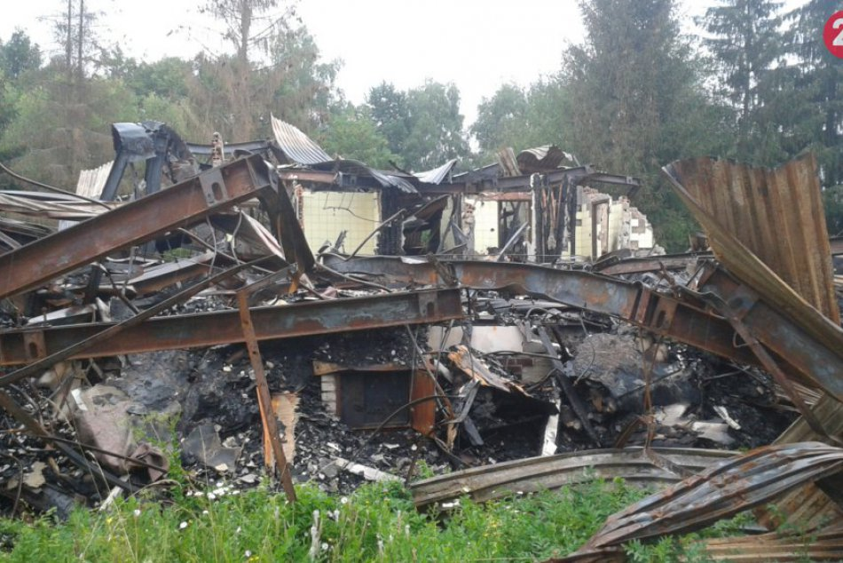 Tento pol roka trvajúci stav skončí: Zhorenisko bývalého Molimatu odstránia
