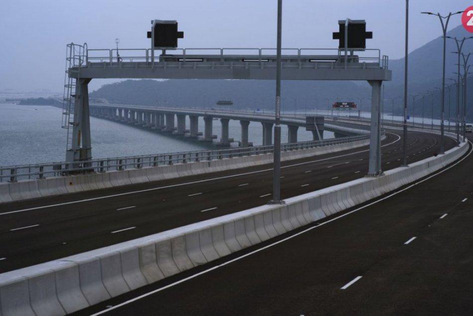 Už o pár dní otvoria najdlhší most na svete
