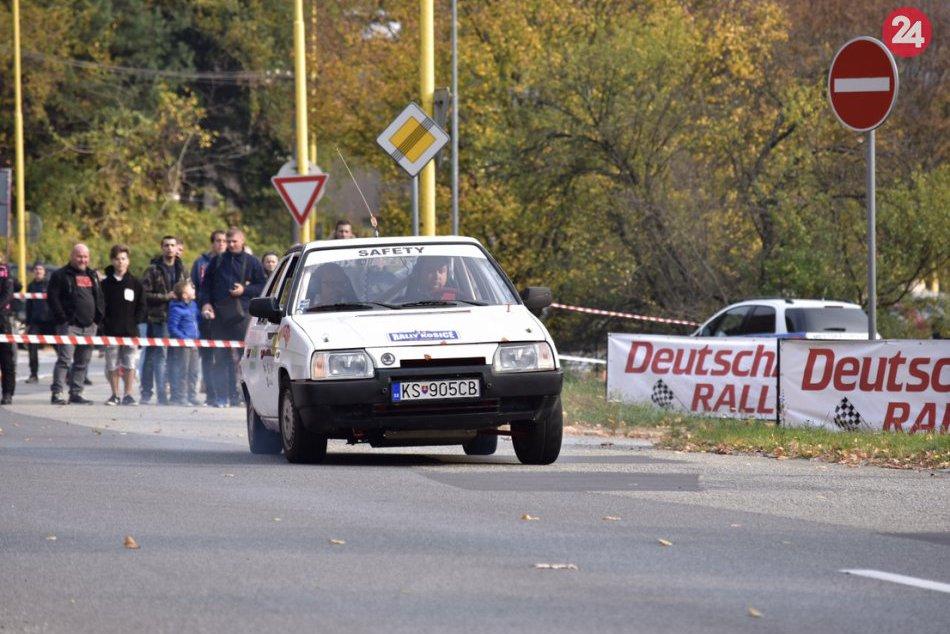 44. RALLY Košice