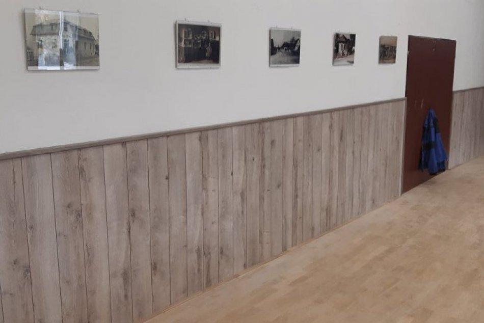 FOTO: Rekonštrukcia kultúrnych domov v Liptovskom Mikuláši