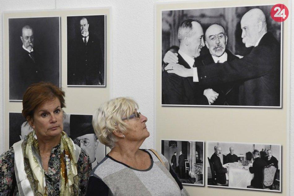 Výstava T. G. Masaryka