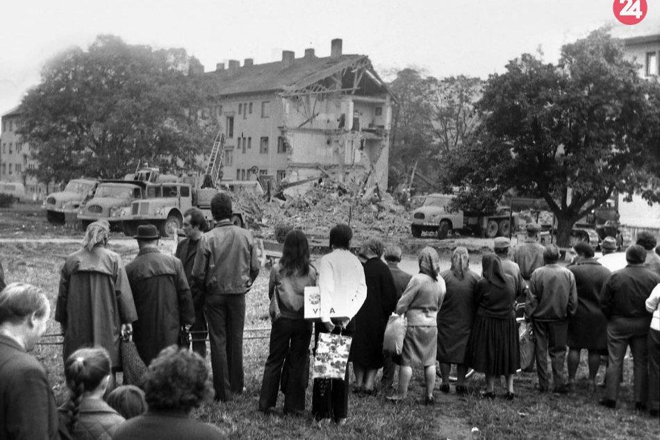 Mrazivé zábery z nášho mesta: Prešovom v roku 1974 otriasla veľká tragédia