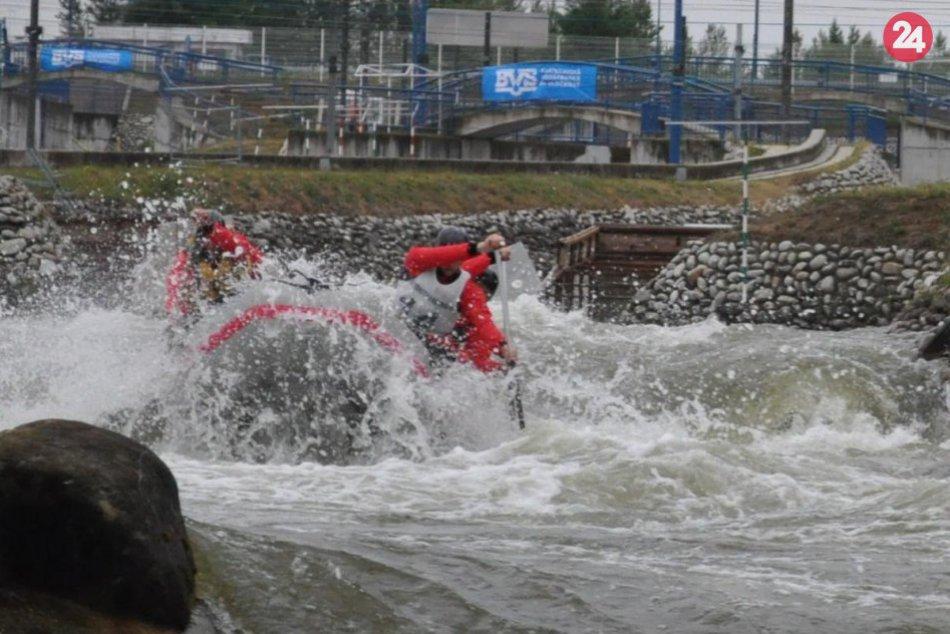 ROZHOVOR s Lukášom Gregušom: Ako si leto užili naši vodáci a čo chystajú? FOTO