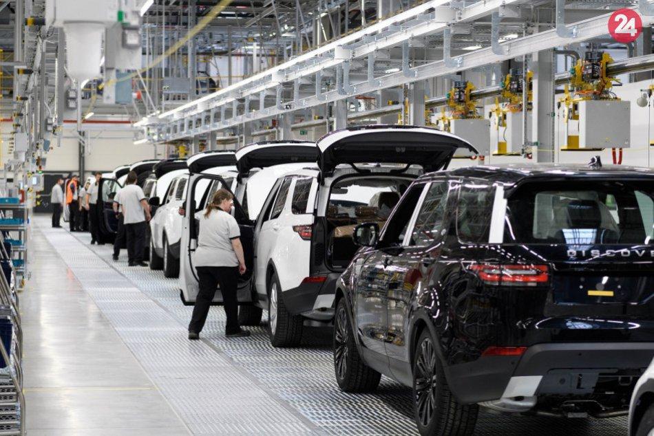 Jaguar v Nitre robí nábor: Chce zamestnať ďalších 850 pracovníkov