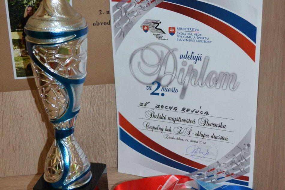 V OBRAZOCH: Zocháči strieborní na Majstrovstvách SR v cezpoľnom behu