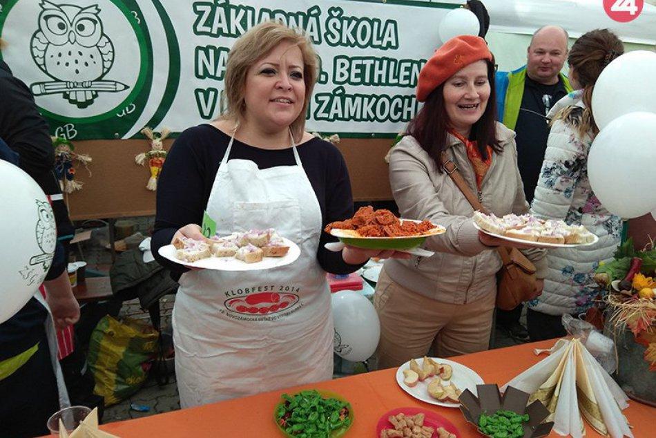 Klobfest 2018 v Nových Zámkoch