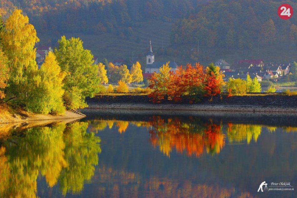 Jeseň v Slovenskom raji má svoje čaro: Veď sledujte tieto krásne zábery