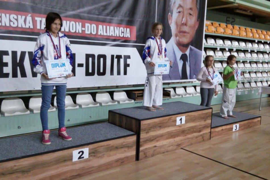 OBRAZOM: Majstrovstvá Slovenskej republiky 2018 v Taekwon-Do I.T.F. v Nitre