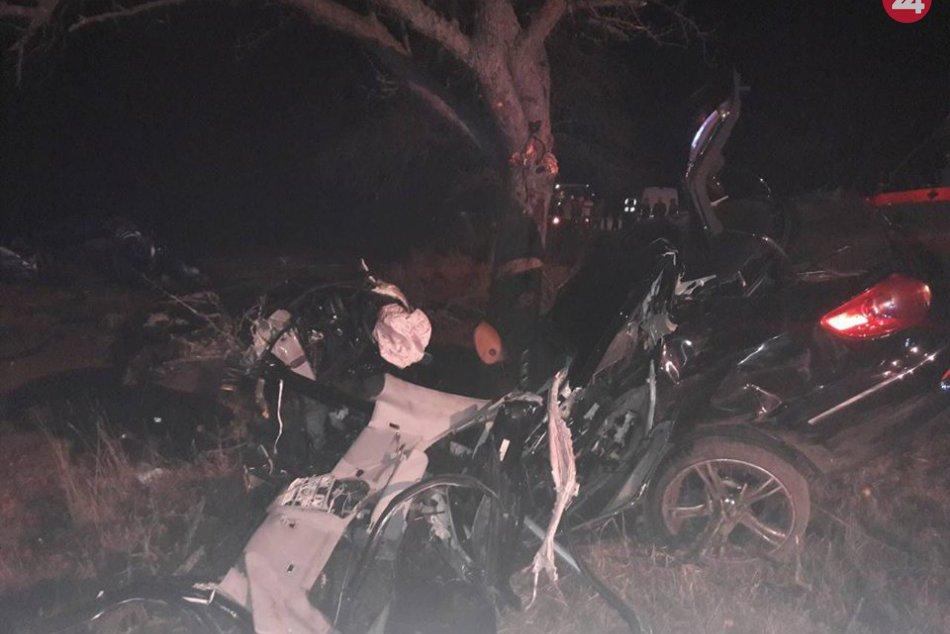 FOTO: Zábery z miesta veľmi smutnej nehody v Humenskom okrese