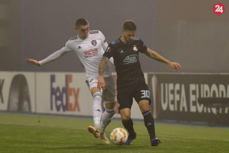 Dinamo Záhreb - Spartak Trnava