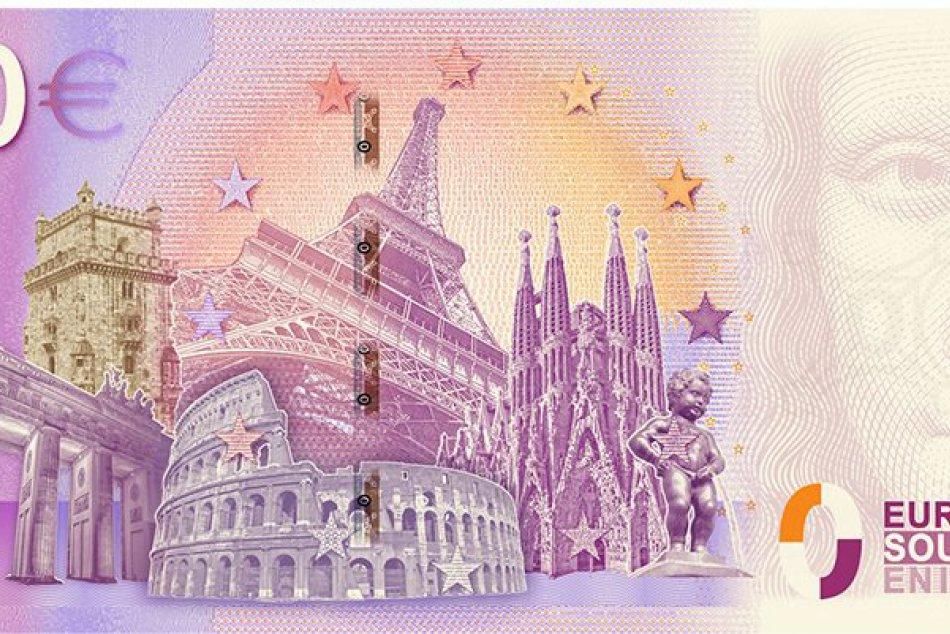 OBRAZOM: Trnava má  eurobankovku