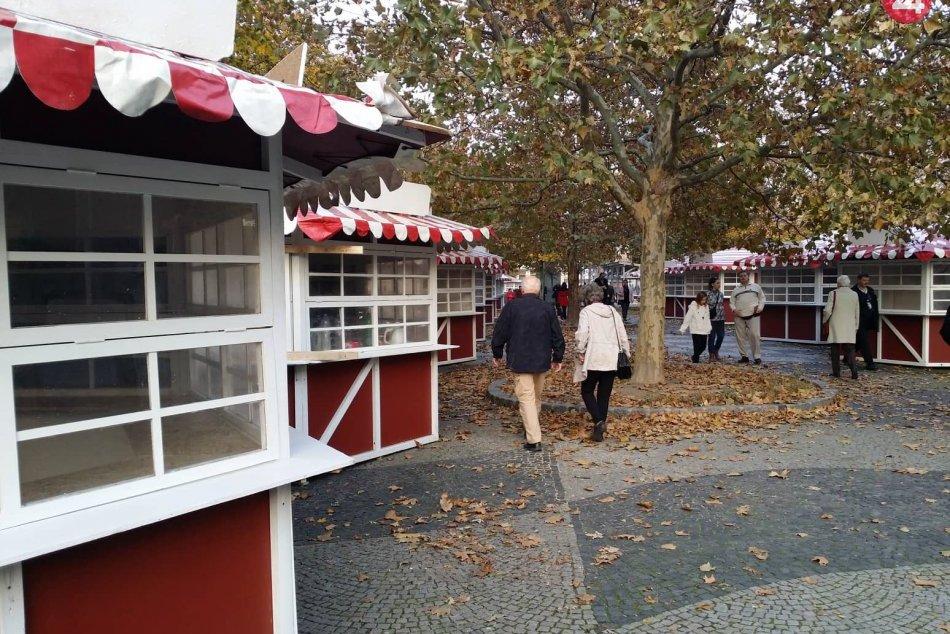 Bratislava pred rokom a teraz
