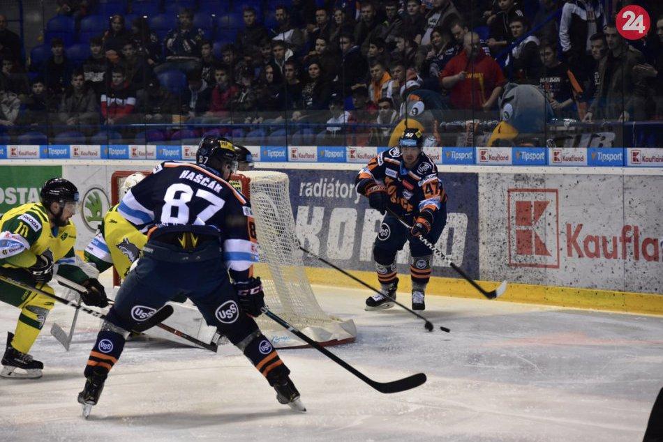 Hokej Košice-Žilina