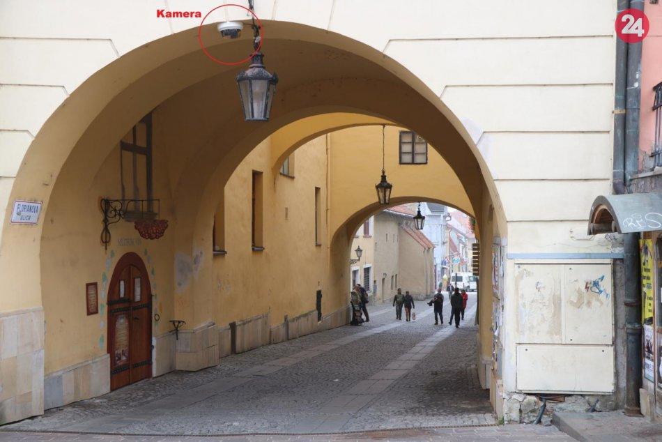 V Prešove môžete naraziť na nové kamery: Nájdete ich v týchto lokalitách
