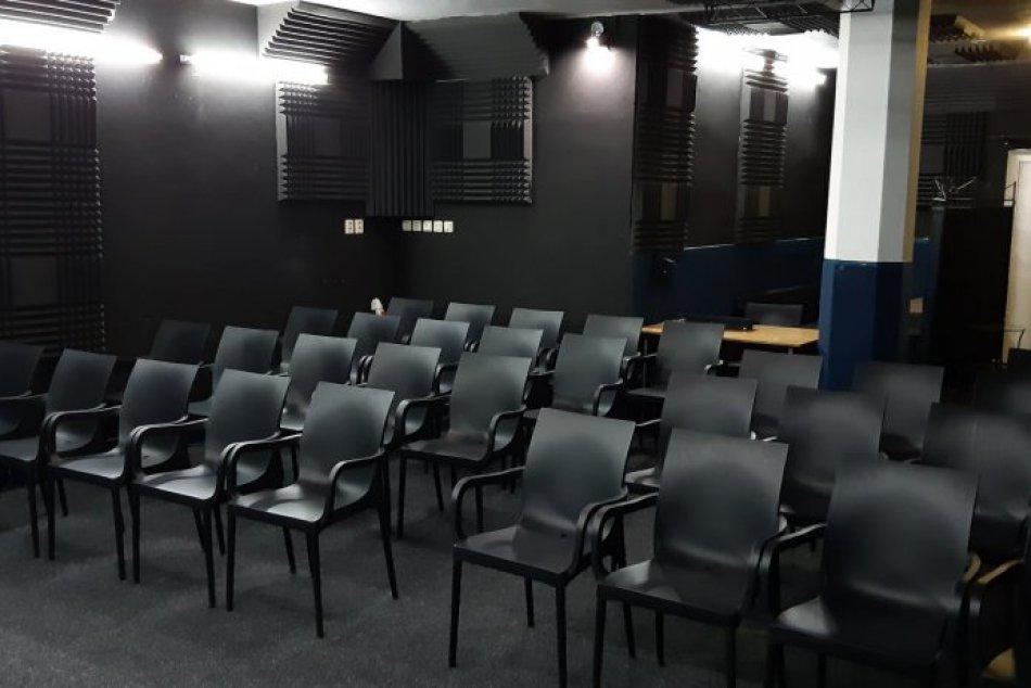 Rekonštruovaný M klub v Brezne