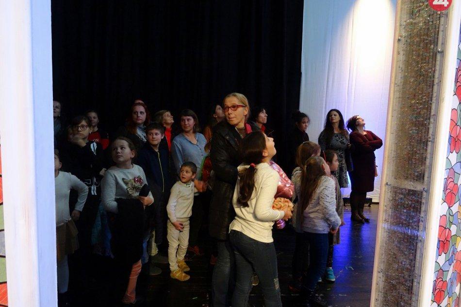 Obrazom: Do noci divadiel sa zapojilo aj rožňavské Actores