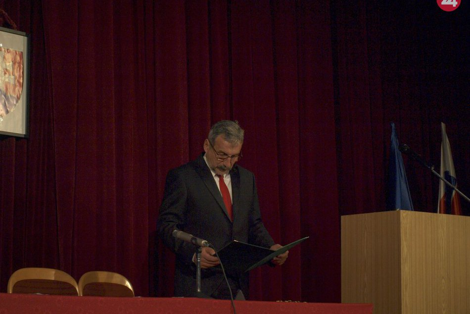 Ustanovujúce zasadnutie Mestského zastupiteľstva v Zlatých Moravciach