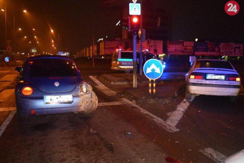 Dopravné nehody v Bratislave