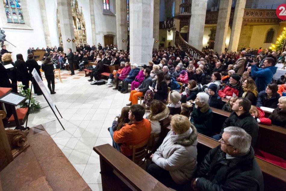 Vianočný koncert v Katedrále sv. Martina