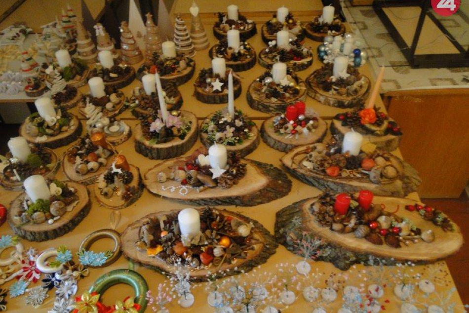 Benefičné vianočné trhy