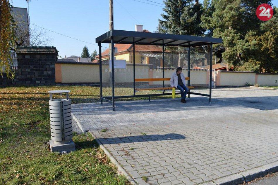 Nové autobusové prístrešky vo Fiľakove
