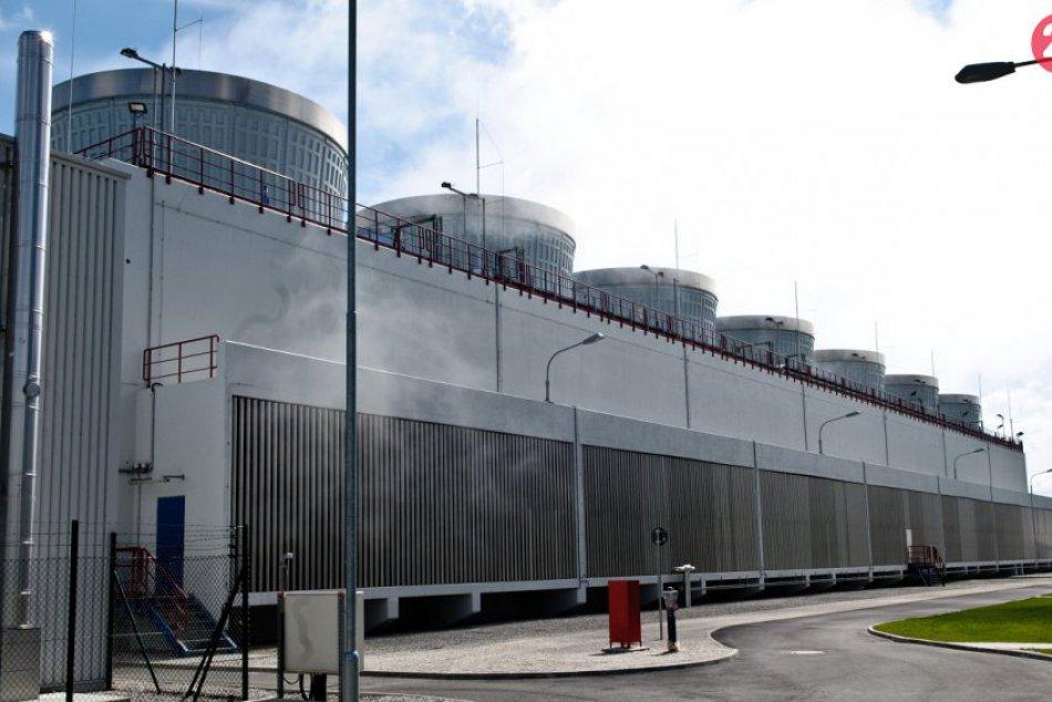 OBRAZOM: Paroplynová elektráreň v Malženiciach