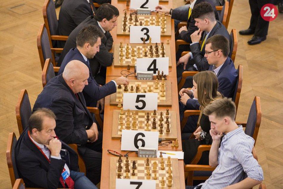 Vianočný šachový turnaj