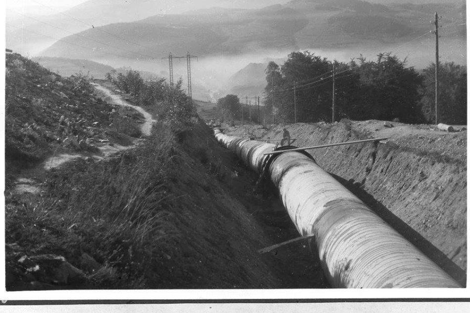 Obrazom: Historické pohľady na výstavbu unikátneho vodného systému