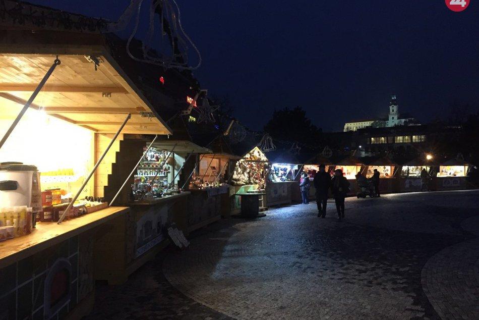 Chybičky krásy vianočnej výzdoby majú byť opravené: Nitra má späť hviezdne nebo,