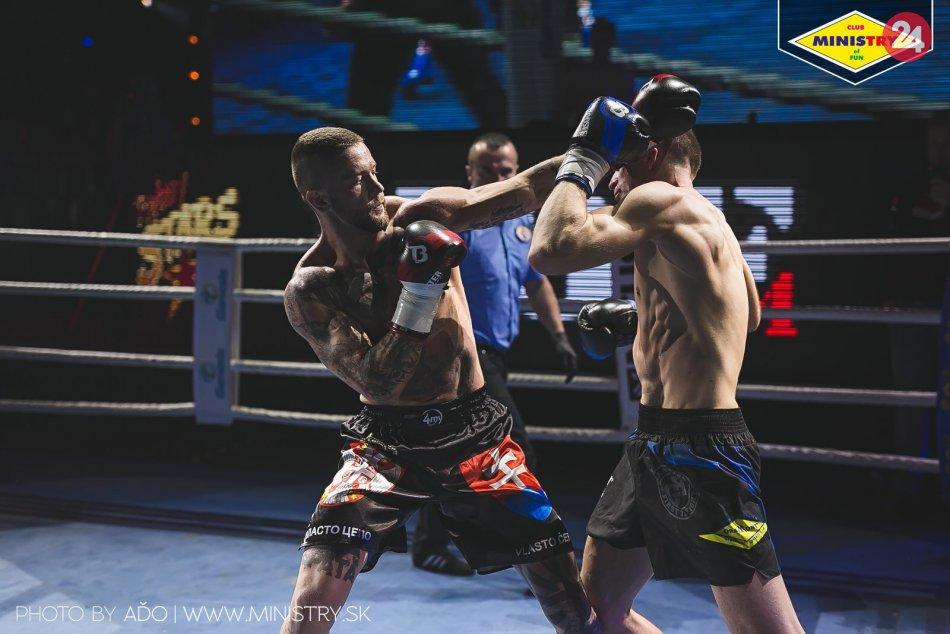 V OBRAZOCH: Titul profesionálneho majstra Slovenska v boxe si vybojoval Čepo