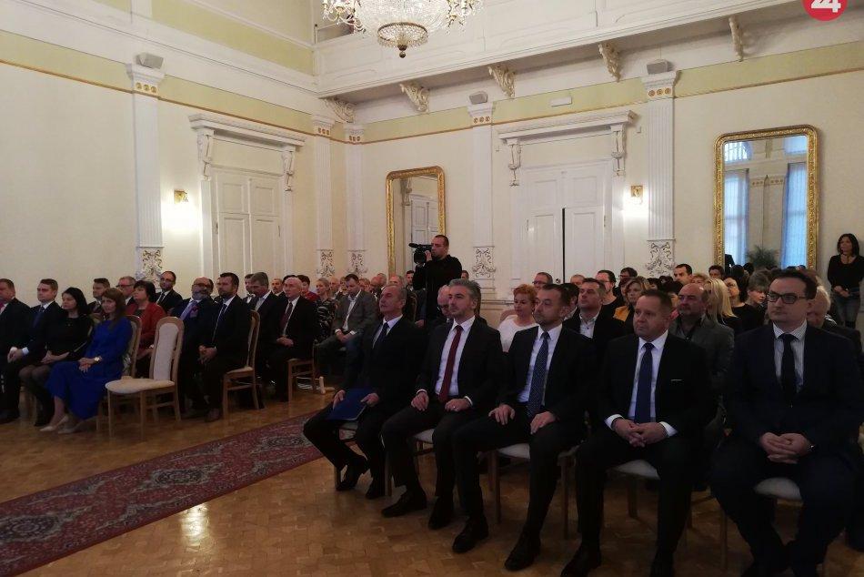 V OBRAZOCH: V Spišskej sa uskutočnilo ustanovujúce mestské zastupiteľstvo