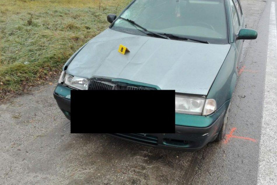 Auto zrazilo dievča (†16) na priechode, zraneniam podľahla
