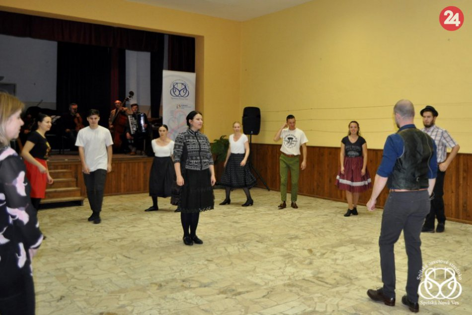 OBRAZOM: Na tanečnej škole v Poráči vládla príjemná atmosféra
