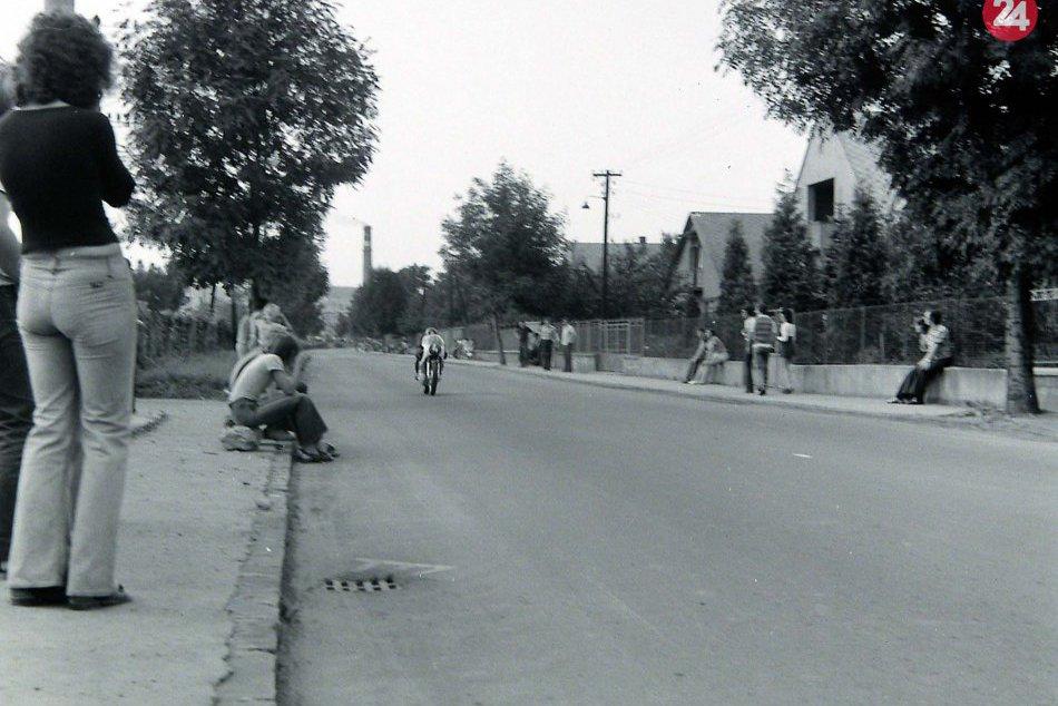 Prinášame archívne FOTKY z Prešova: Zachytili motocyklové aj parkúrové preteky
