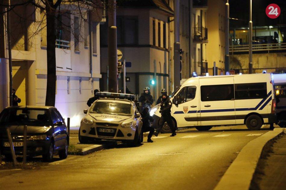 Polícia zastrelila muža, ktorý stál za streľbou v Štrasburgu