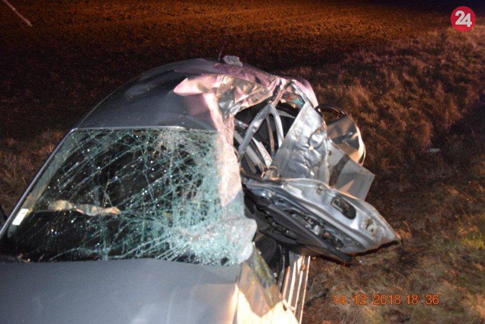 Tragická nehoda v okrese Michalovce