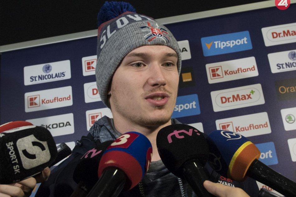 Samuel Buček v reprezentácii