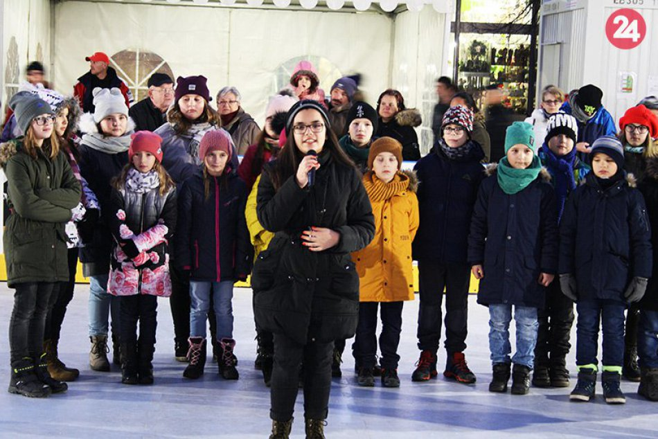 Karneval na ľade 2018 v Nových Zámkoch