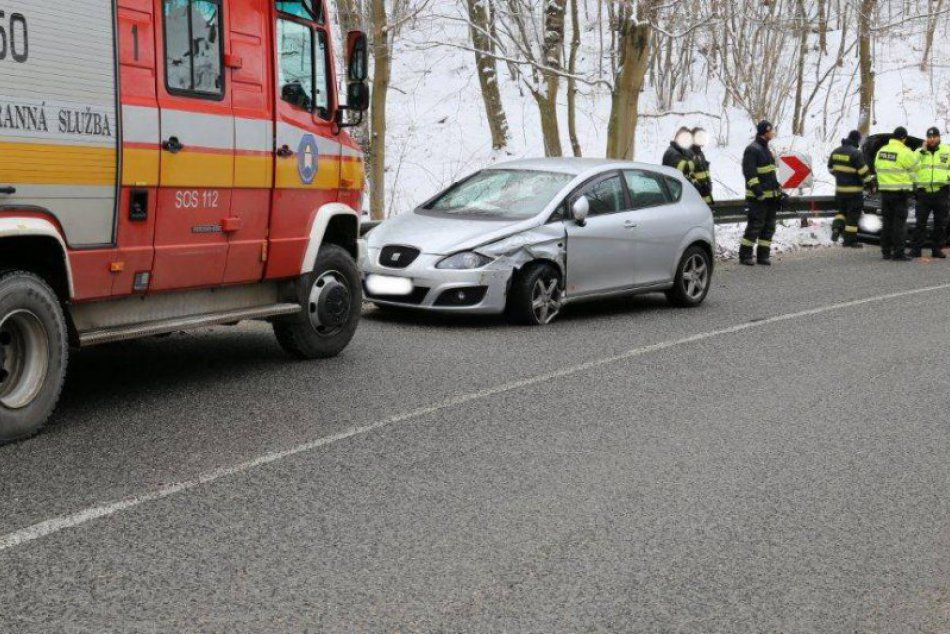 Nehoda vodičky s troma promile alkoholu na Jahodnej