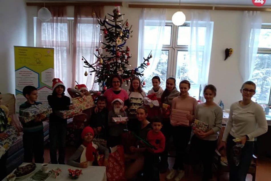 V OBRAZOCH: Na Fončorde sa oslavovali Komunitné Vianoce už v predstihu